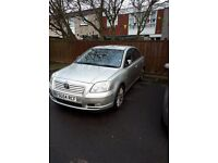 Toyota Avensis for spares and repairs