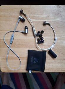 2 pairs Jaybird Bluetooth headphones
