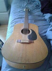12 String Seagull Acoustic Guitar