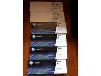 Genuine HP Toner Cartridges 410 x