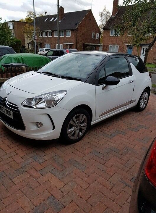 Citroen DS3 1.6 VTi DStyle 3dr Automatic 2013 Very Low Mileage, Great Condition