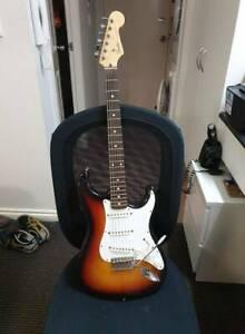 Fender Stratocaster Sunburst - MIJ 1993  -  1994