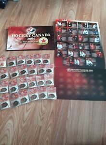 Hockey Canada 2006 Pin Collection Complete Set