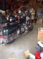 82 goldwing 1100 fully dressed