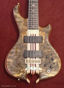 Alembic Bass.  The Rolls Royce's of Basses