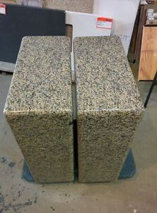 Granite Pillars & Table