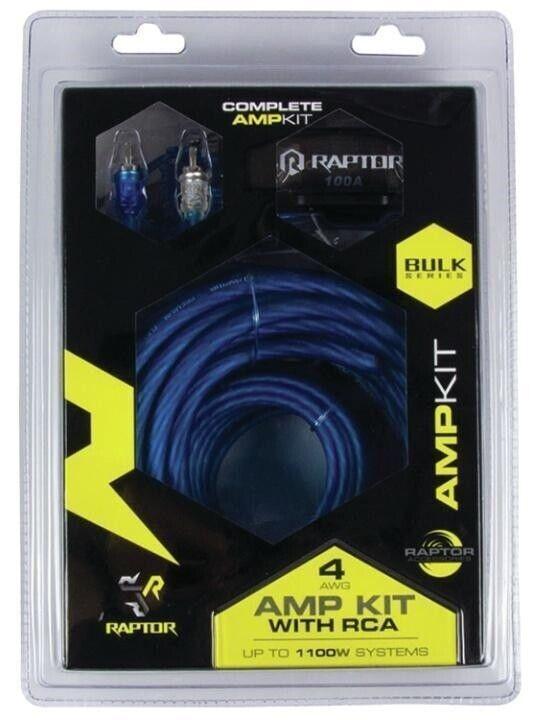 Metra R2AK4  4 Gauge Amp Kit
