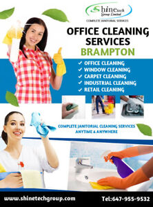 Office Cleaning Services Brampton - goo.gl/DIUGmX