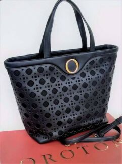 Oroton Tote Bag and matching Wallet BNWT