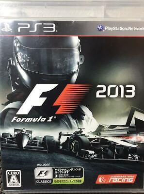PS3 F1 2013  70476  Japanese ver from Japan comprar usado  Enviando para Brazil