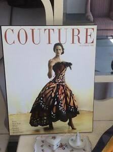 """Couture print 20"""" x 16"""""""