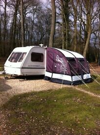 Caravan porch awning in very good condition
