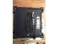Roland cube 15XL guitar amplifier for sale