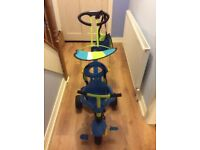 Smart Trike 4 in 1 Child's Tricycle