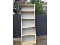 MODERN IKEA BOOKCASE ** FREE DELIVERY IS AVAILABLE **