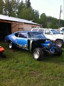 WANTED- 1970 Oldsmobile 455