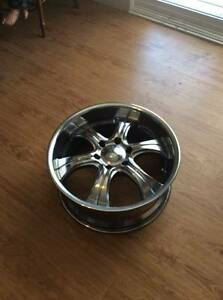 20 inch boss rims for sale