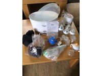 Tommee Tippee closer to nature Complete Starter Kit & extras