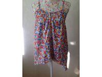 Ladies Size 12 Vest Top