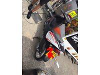 NEW ERA 125cc Moped