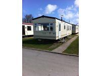 Caravan to let at Primrose Valley