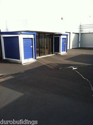 Durosteel Janus 3x8 Storage 750 Series Wind Rated Roll-up Door Hdwe Direct