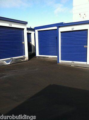 Durosteel Janus 10x8 Storage 750 Series Wind Rated Roll-up Door Hdwe Direct