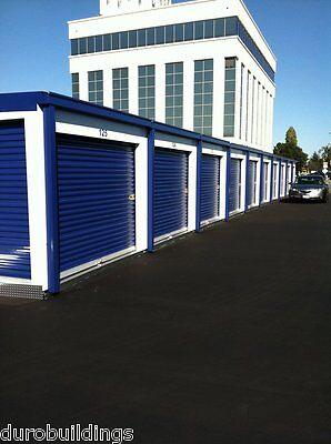Durosteel Janus 9x7 Storage 750 Series Wind Rated Roll-up Door Hdwe Direct