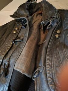 Daniel leather jacket perfect condition