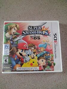 Super Smash Bros on 3DS