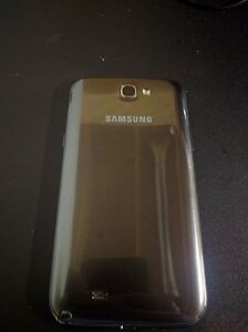 Mint condition Samsung Note 2