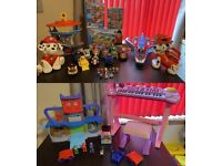 Paw Patrol, PJ Masks & Toy Bundle
