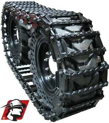 Over The Tire Tracks With Installation Kit For Skid Steer Mclaren Maximizer