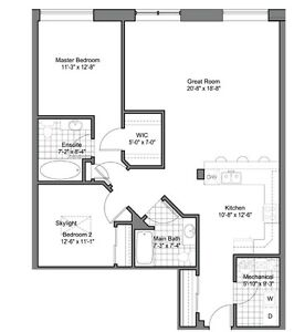 Centre Suites on 3rd, 945 3rd Ave E #312, $349,900