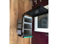 Cupboard recycling bin