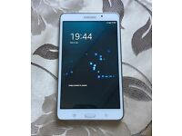 Samsung Tab 4 in white 8GB