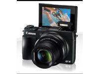 New Canon Power Shot G1x Mark II