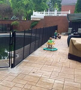 POOL SAFETY FENCE **Windsor #1 Intsaller** BEST PRICE GUARANTEE