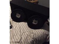 Jbl subs/speakers