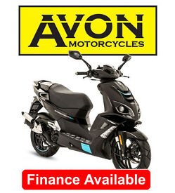 Peugeot Speedfight 50cc 4 Darkside Moped 2016MY 4 Darkside