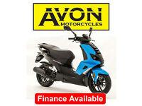 Peugeot Speedfight 50cc 4 Moped 2016MY 4