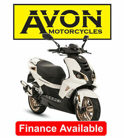 Peugeot Speedfight 50cc 4 Iceblade Moped 2016MY 4 Iceblade