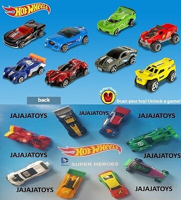 McDonald's 2017 & 2016 Hot Wheels - Pick your toy - BUY 3 GET 1 FREE