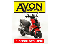 Peugeot Speedfight 50cc 4 Moped 2016MY 4