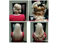 Queen hair extensions mobile