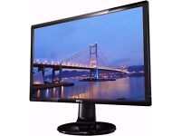 "27"" HD Widescreen LED Multimedia Monitor"