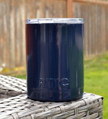 Dark Navy Blue Powder Coating Paint - New 1lb