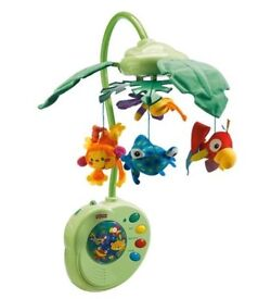 Fisher Price RainForest mobile