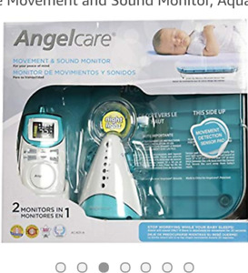 Anglecare movement and sound monitor