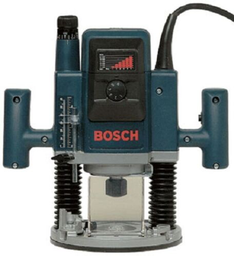 Bosch 1613AEVS 2.25 HP Electronic Plunge Router